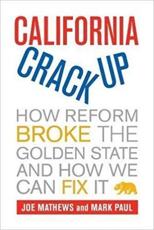 California Crackup book cover